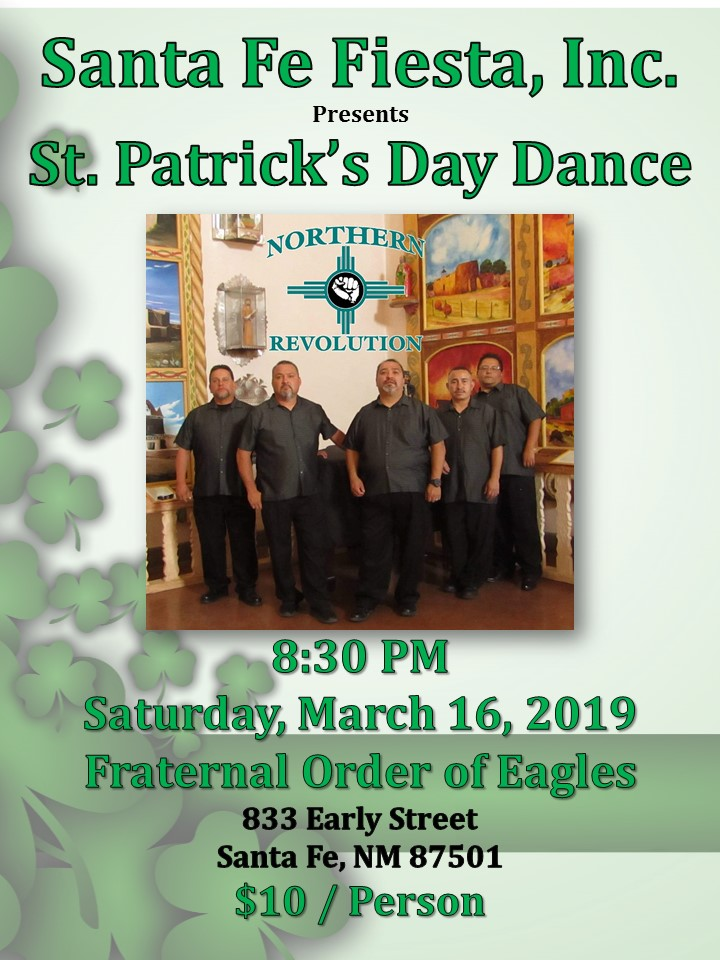 St. Patrick's Day Dance Feat. Northern Revolution